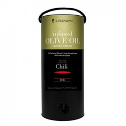 HUILE D OLIVE infusée Chili...