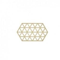 Trivet Triangles Sable...