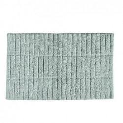 Tapis de bain Vert Gris Tiles