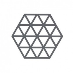Trivet Gris Triangle