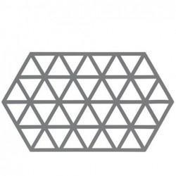 Trivet Gris Triangle L24 T