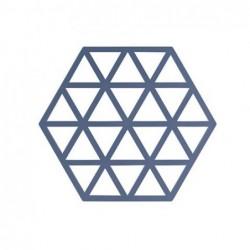 Trivet Denim Triangle