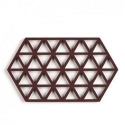 Trivet Triangle Raisin L24