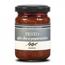 Pesto Aglio huile et piment...