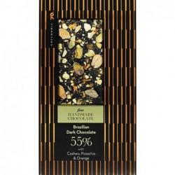 CHOCOLAT Noir Brésil 55% 100gr