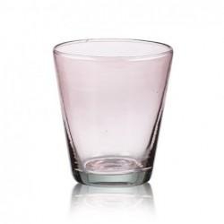 Kusintha Verre à eau 30cl rose